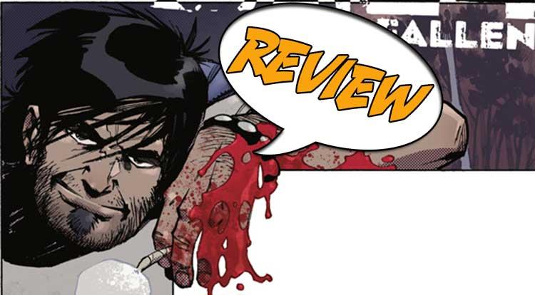 The Cape: Fallen #4 Review