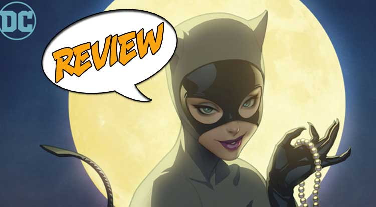 Catwoman #14 Review