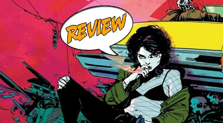 Coffin Bound #1 Review