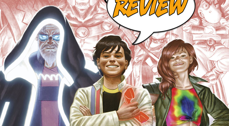 Dial H for Hero #6 REview