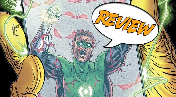 Green Lantern Annual #1 Review