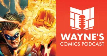 Wayne Hall, Wayne's Comics, Kinetic, Bill Coloumbe, ycomics, Red Reaper, Iron Ascender, Indie comic, Rafael Chrestani, Omi Remalante, Lucas Gattoni, Jason Metcalf, Ivan Nunes, Awesome Con