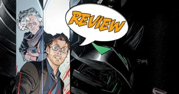 Once & Future #1 Review