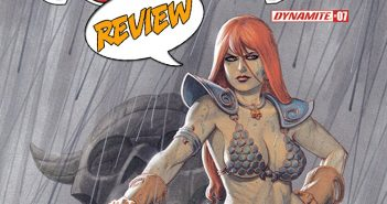 Red Sonja #7 Review