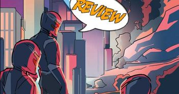 She Said Destroy #4 Review