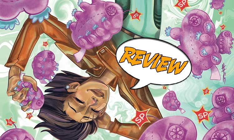 Star Pig #2 Review