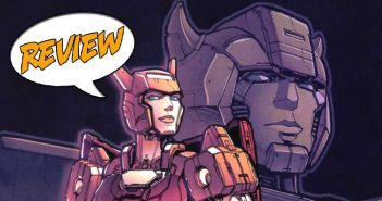 Transformers #11 Review