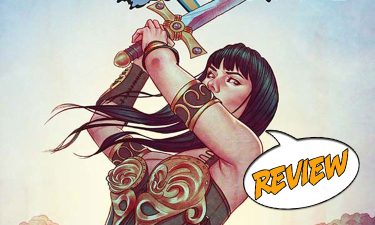 Xena: Warrior Princess #5 Review