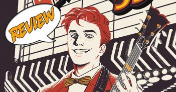 Archie 1955 #1 Review