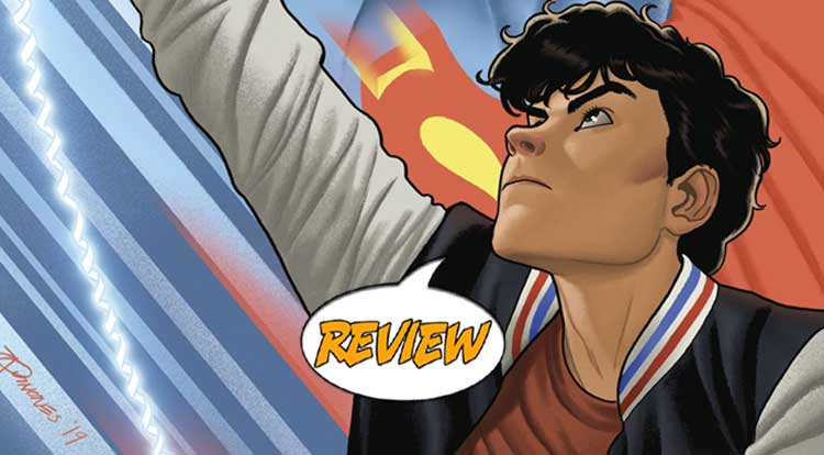 Dial H For Hero #7 Review