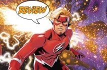 Flash Forward #1 Review