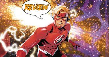 Flash Forward #1 Review