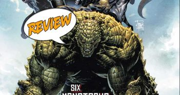 Gotham City Monsters #1