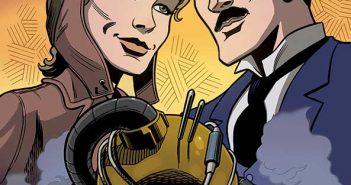 Herald: Lovecraft and Tesla - Bundles of Joy #2
