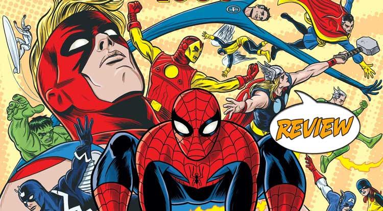 Marvel Comics #1000 Review