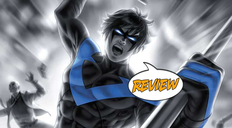 Nightwing #64 Review