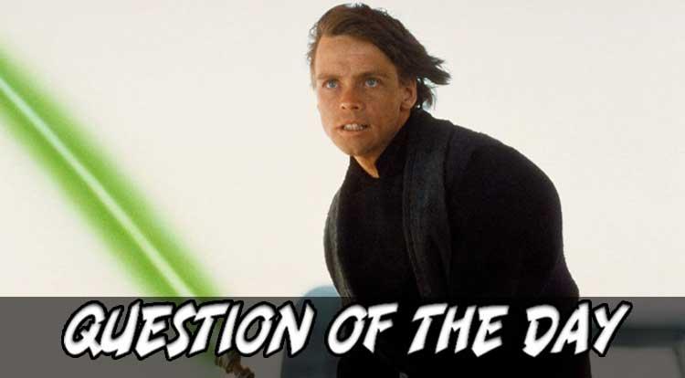 Skywalker Conundrum QOTD