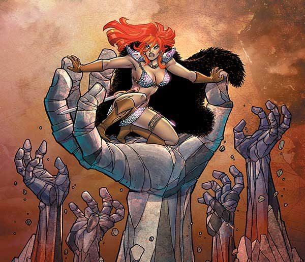 Red Sonja #9