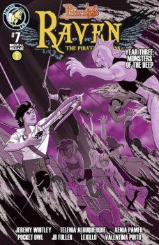 Raven the Pirate Princess Year 3 #7