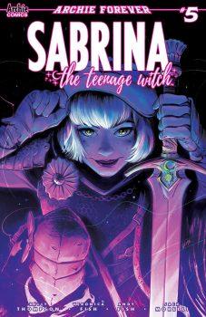 Sabrina the Teenage Witch #5