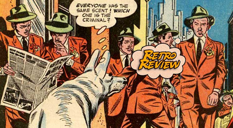 Rex The Wonder Dog #1 Review