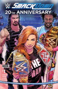 WWE Smackdown #1