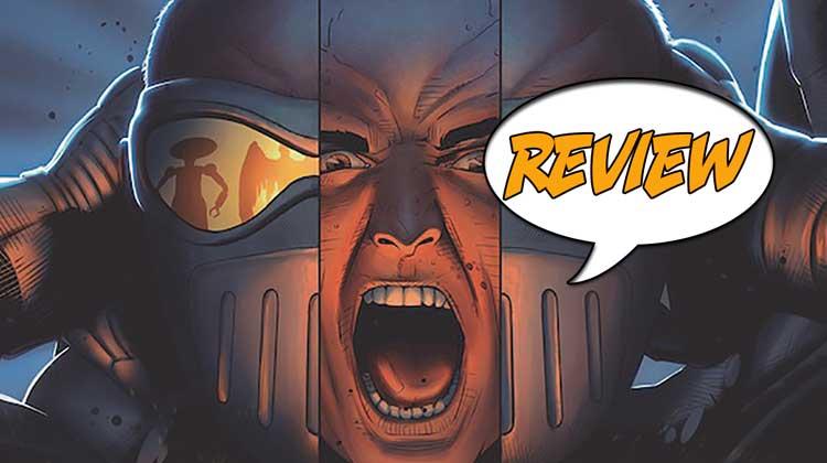Banjax #4 Review