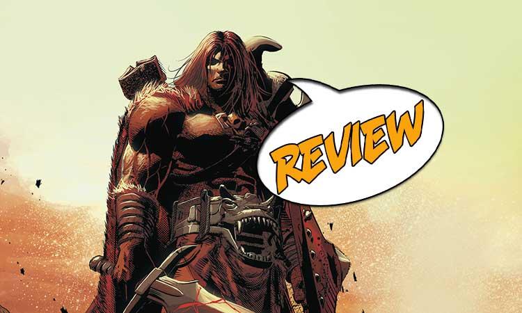 Berserker Unbound #2 Review