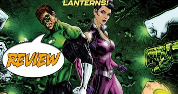 The Green Lantern #11 Review