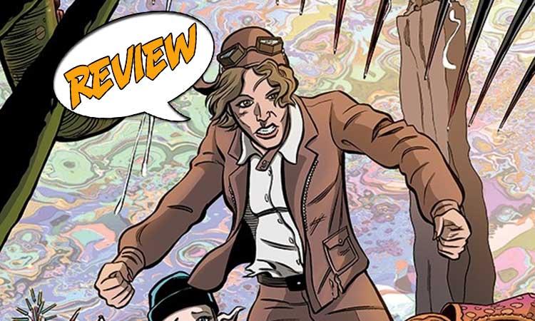 Herald: Lovecraft and Tesla: Bundles of Joy #1 Review