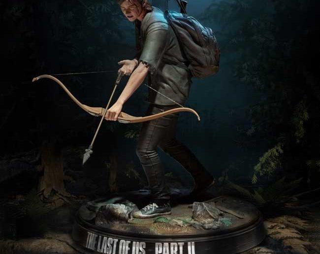 The Last of Us II Statue