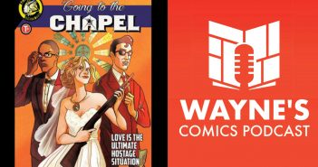 Wayne Hall, Wayne's Comics, David Pepose, Spencer, Locke, Emily Anderson, rom-com, Going to the Chapel, Calvin, Hobbes, Sin City, imaginary friend, Criminal, Beetle Bailey, Action Lab