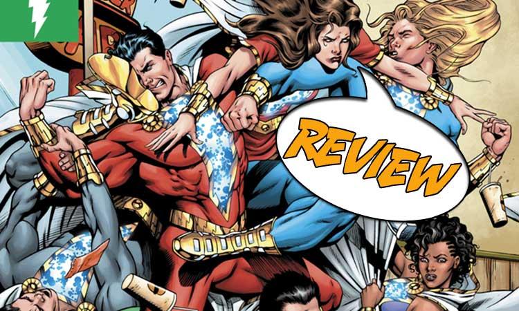 Shazam #7 Review