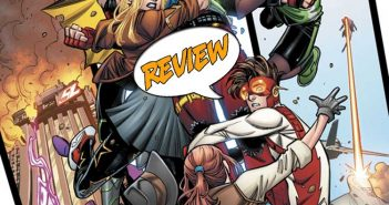 Young Justice #8 Review