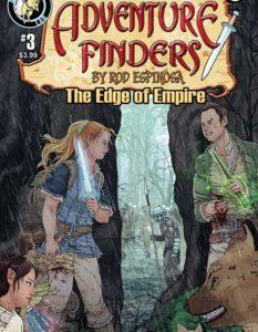 Adventure Finders: The Edge of Empire #3