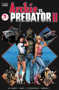 Archie vs Predator 2 #3