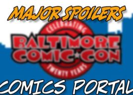 Comics Portal: Con Season Starts to Wind Down!