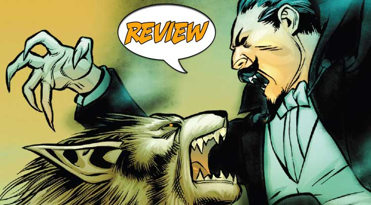 Bizarre Adventures #1 Review