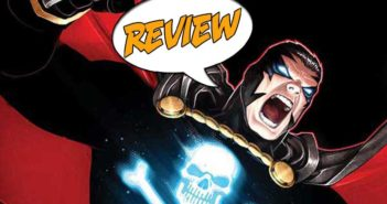 Black Terror #1 Review