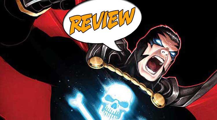 Black Terror #1 Review