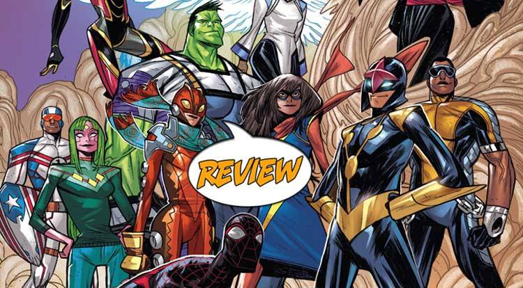 Champions #10 Review