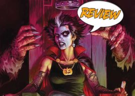 Count Crowley, Reluctant Midnight Monster Hunter #1 Review