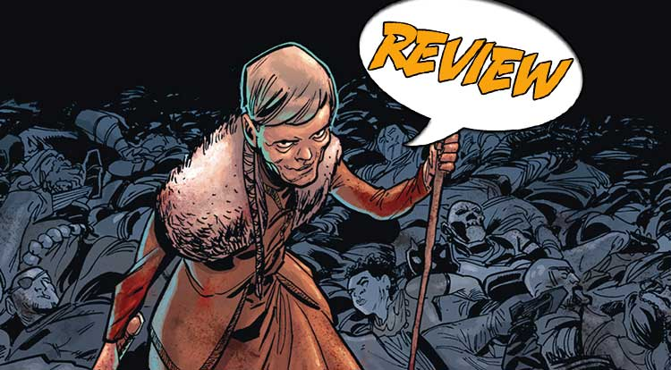 Crone #1 Review