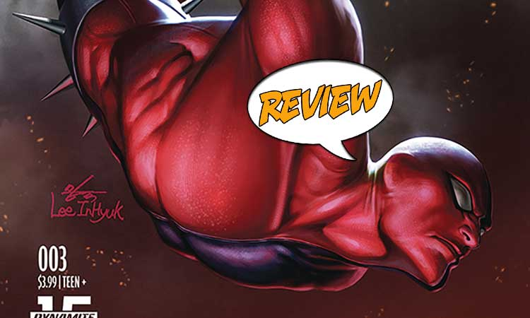 Death Defying Devil #3 Review