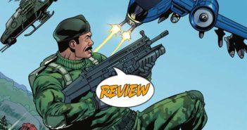 G.I. Joe: A Real American Hero #267 Review