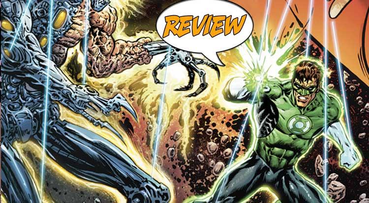 The Green Lantern #12
