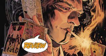 Hellblazer #1 Review