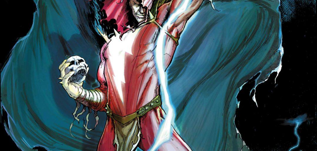 The Infected: King Shazam #1