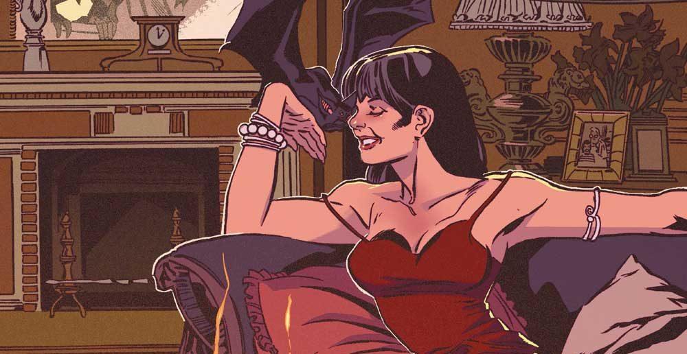 Jughead the Hungers vs Vampironica #5
