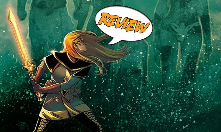 Rat Queens #19 Review